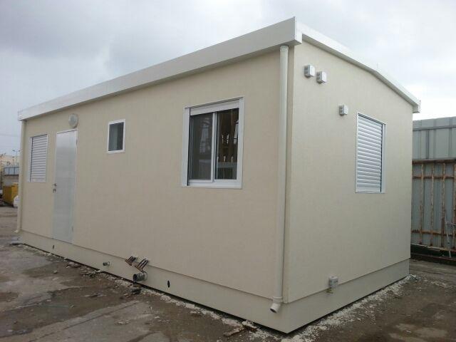 מתוחכם מכולות למגורים   בית מכולה   מכולות משרד - קבוצת אמקו QF-17
